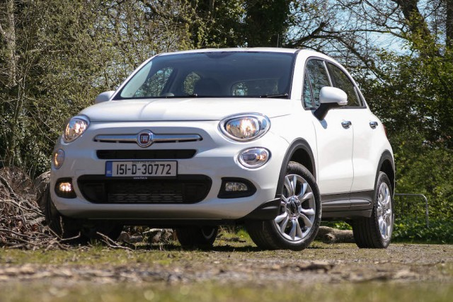 Car Reviews | Fiat 500X | CompleteCar.ie