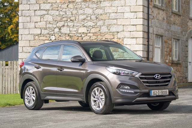 Car Reviews | Hyundai Tucson | CompleteCar.ie