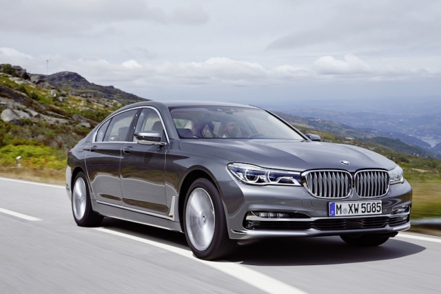 Car Reviews | BMW 750Li xDrive | CompleteCar.ie