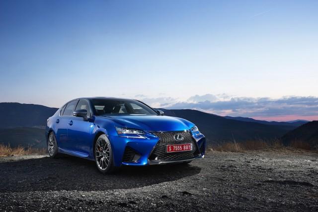 Car Reviews | Lexus GS F | CompleteCar.ie