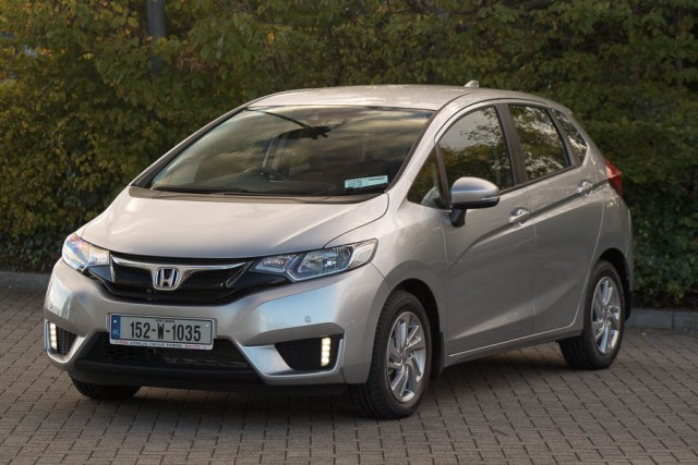Car Reviews | Honda Jazz | CompleteCar.ie