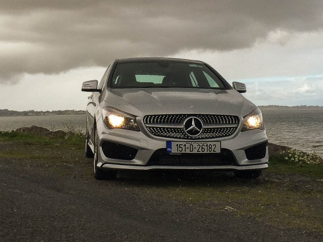 Car Reviews | Mercedes-Benz CLA Shooting Brake | CompleteCar.ie