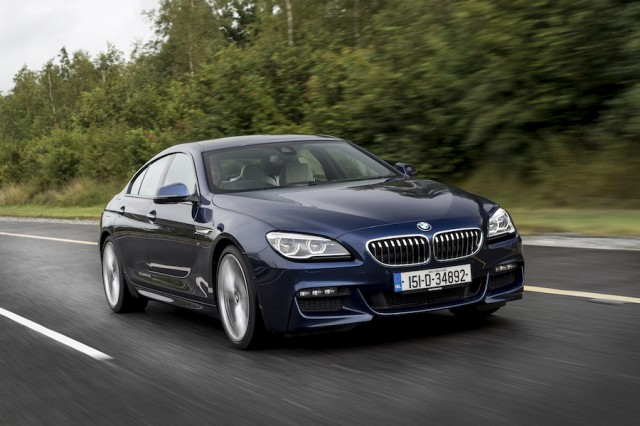 Car Reviews | BMW 640d M Sport Gran Coupe | CompleteCar.ie