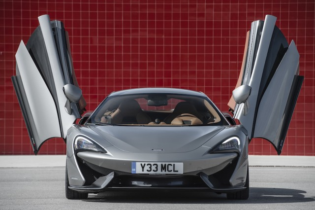 Car Reviews | McLaren 570S | CompleteCar.ie