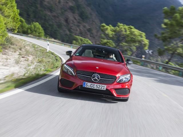 Car Reviews   Mercedes-Benz C 250 d Coupe   CompleteCar.ie