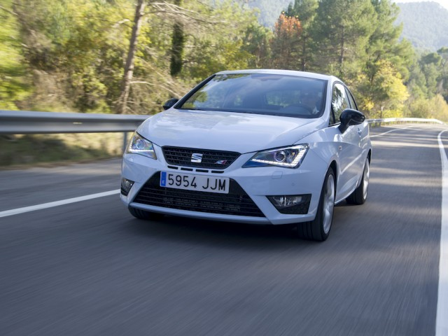 Car Reviews | SEAT Ibiza Cupra | CompleteCar.ie