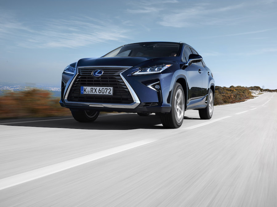 Car Reviews | Lexus RX 450h | CompleteCar.ie