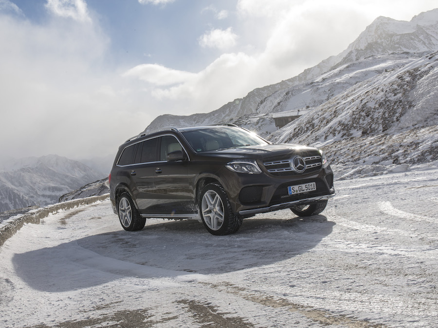 Car Reviews | Mercedes-Benz GLS 350 d 4Matic | CompleteCar.ie