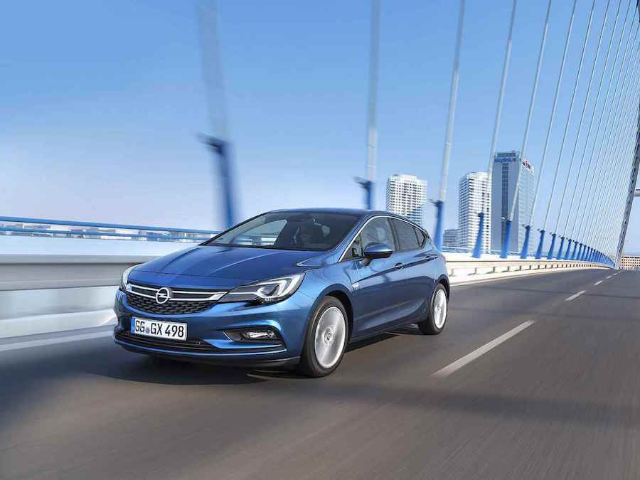 Car Reviews | Opel Astra 1.0 EcoTec | CompleteCar.ie