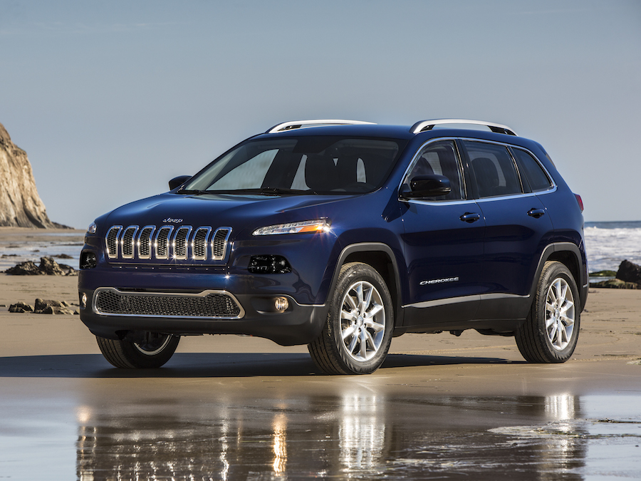 Car Reviews | Jeep Cherokee 2.2 | CompleteCar.ie