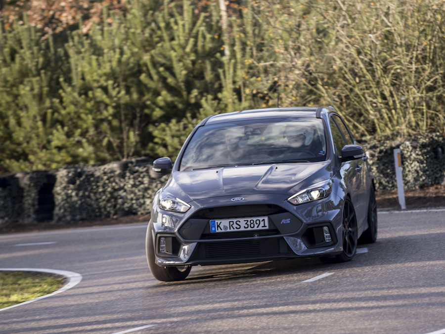 Car Reviews | Ford Focus RS prototype | CompleteCar.ie