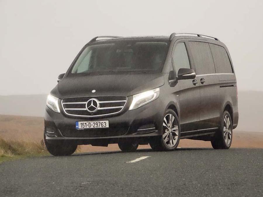 Car Reviews | Mercedes-Benz V-Class | CompleteCar.ie