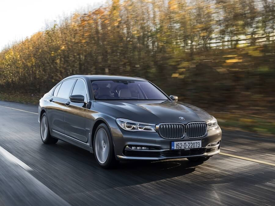 Car Reviews | BMW 730d | CompleteCar.ie