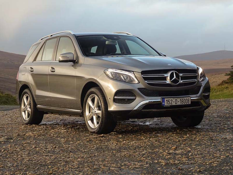 Car Reviews | Mercedes-Benz GLE | CompleteCar.ie