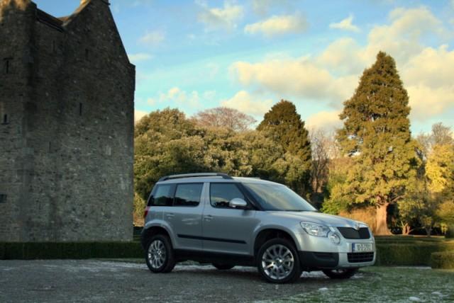 Car Reviews | Skoda Yeti 4x4 | CompleteCar.ie