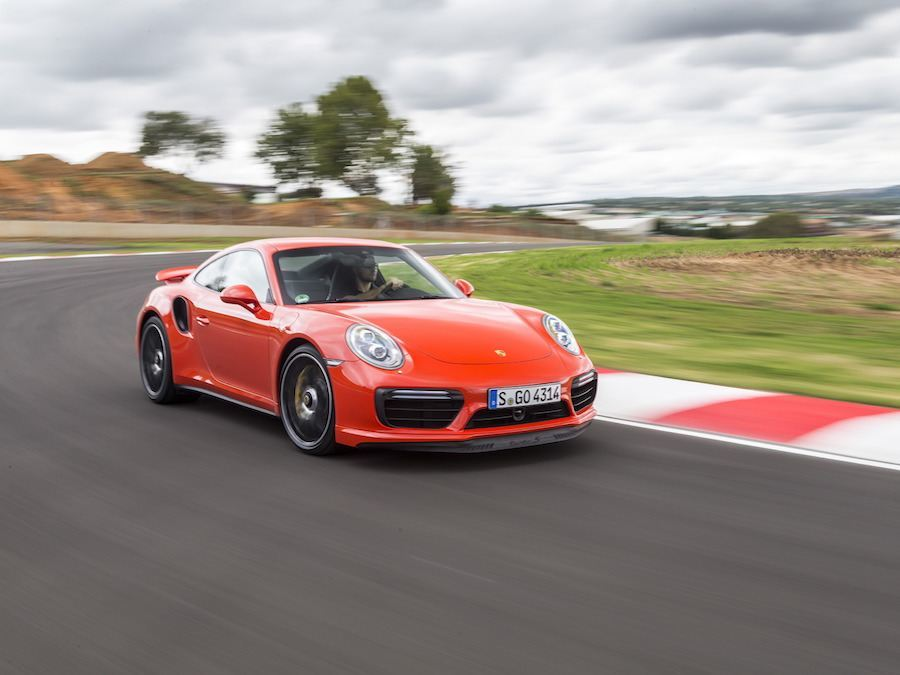Car Reviews | Porsche 911 Turbo S | CompleteCar.ie