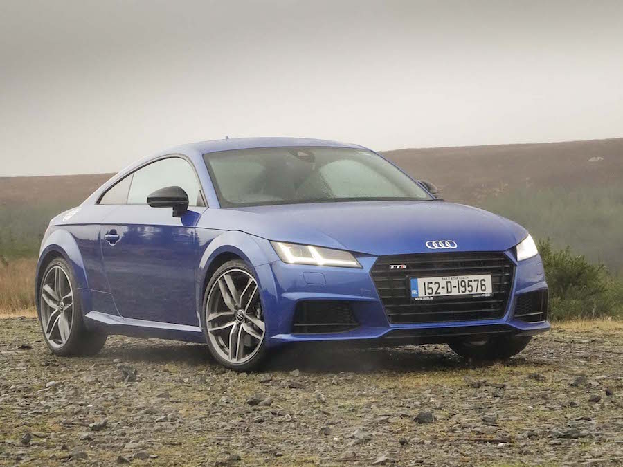 Car Reviews | Audi TTS | CompleteCar.ie