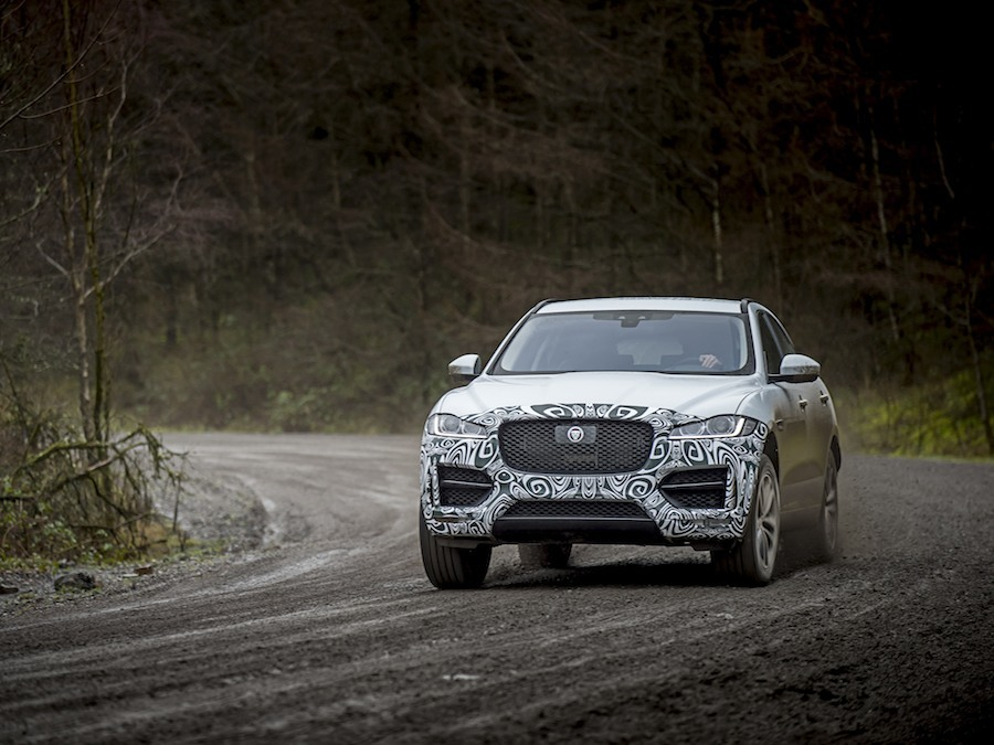 Car Reviews | Jaguar F-Pace (pre-production) | CompleteCar.ie