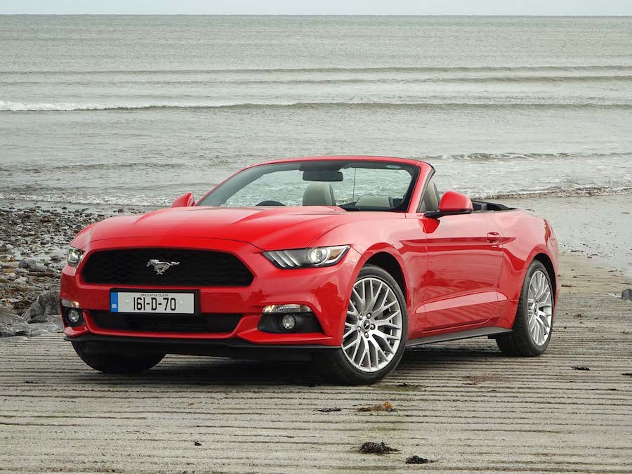 Ford Mustang 2 3 EcoBoost Convertible | Reviews | Complete Car