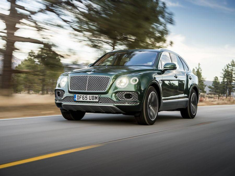 Car Reviews | Bentley Bentayga | CompleteCar.ie