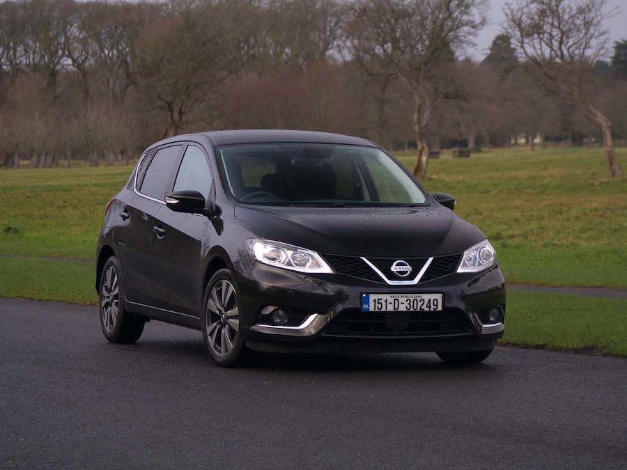 Car Reviews | Nissan Pulsar 1.5 dCi | CompleteCar.ie