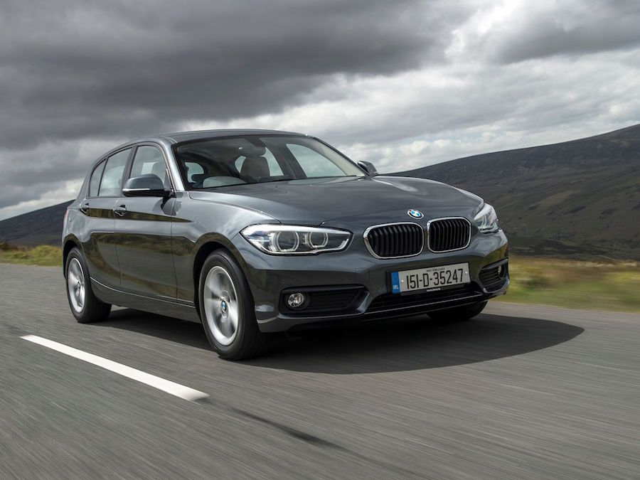 Car Reviews | BMW 1 Series three-cylinder | CompleteCar.ie