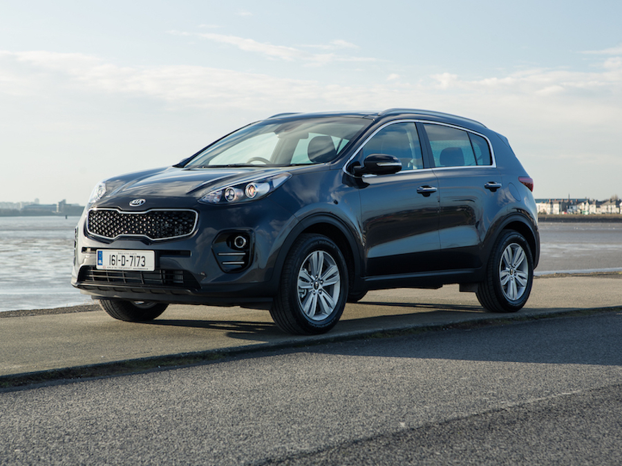 Car Reviews | Kia Sportage | CompleteCar.ie