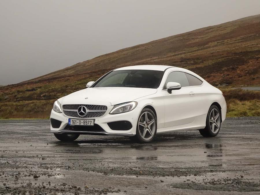 Car Reviews | Mercedes-Benz C-Class Coupe | CompleteCar.ie
