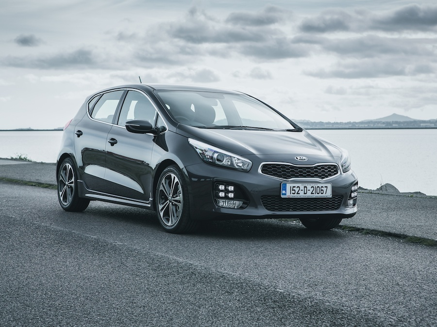 Kia Ceed 1 0 T-GDI | Reviews | Complete Car