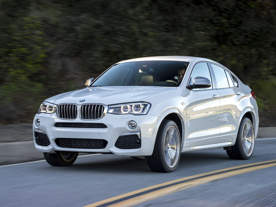 Car Reviews | BMW X4 M40i | CompleteCar.ie