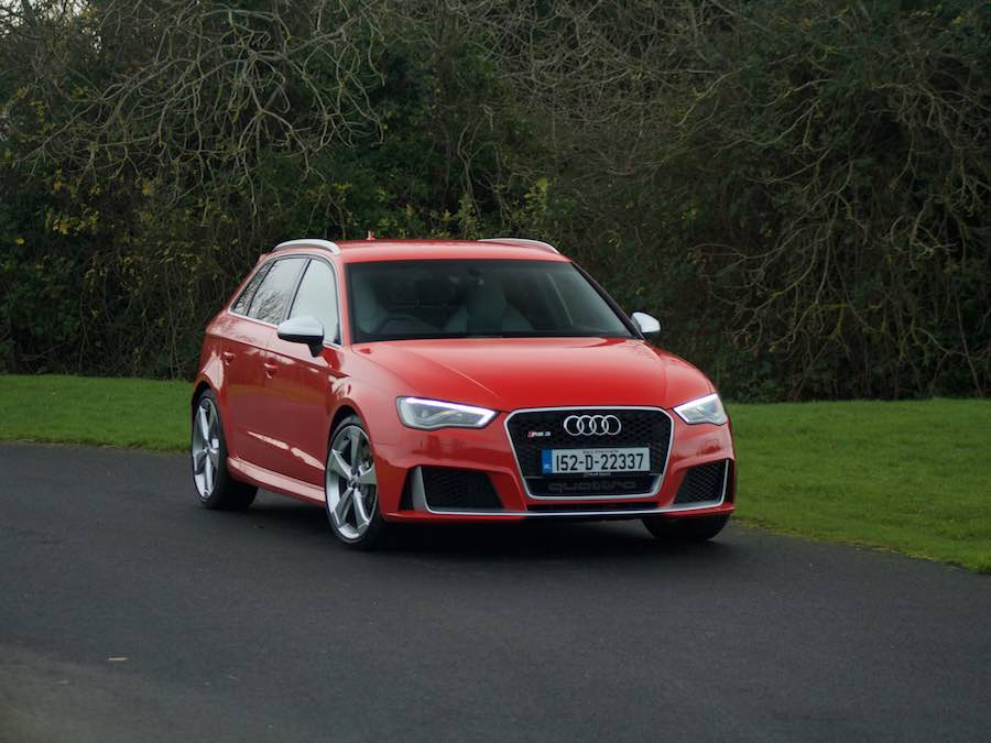 Car Reviews | Audi RS 3 Sportback | CompleteCar.ie