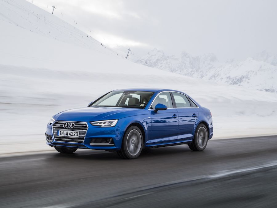 Car Reviews | Audi A4 quattro ultra | CompleteCar.ie