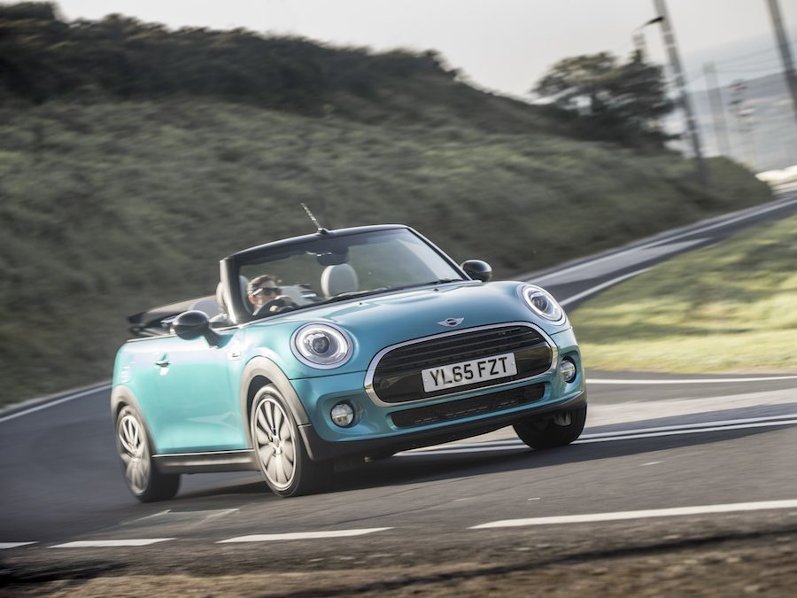 Car Reviews | MINI Cooper Convertible | CompleteCar.ie