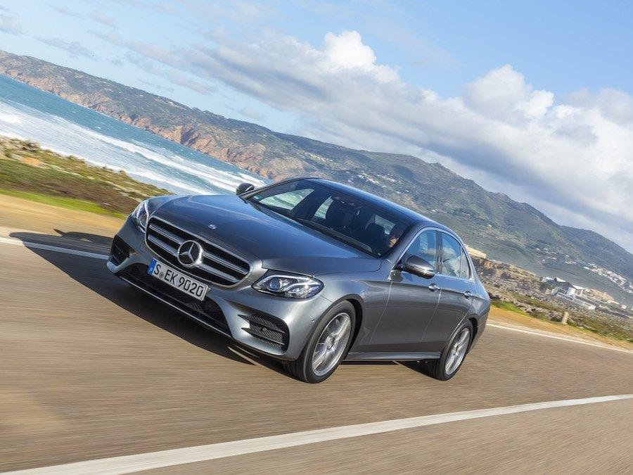 Car Reviews | Mercedes-Benz E 350 d | CompleteCar.ie