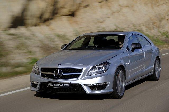 Car Reviews | Mercedes-Benz CLS 63 AMG | CompleteCar.ie
