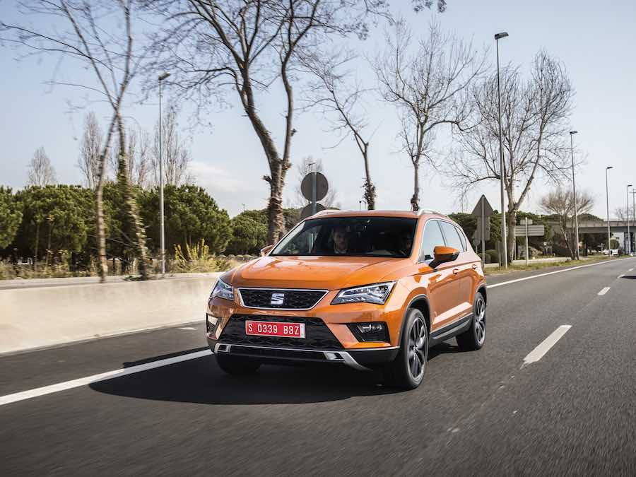 Car Reviews | SEAT Ateca TDI (pre-production) | CompleteCar.ie