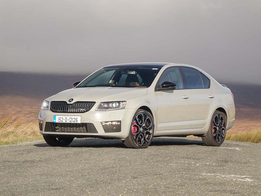 Car Reviews | Skoda Octavia RS 230 | CompleteCar.ie