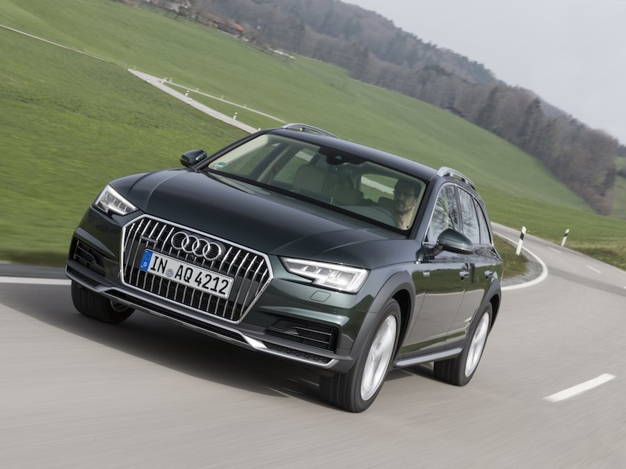 Car Reviews | Audi A4 allroad quattro | CompleteCar.ie