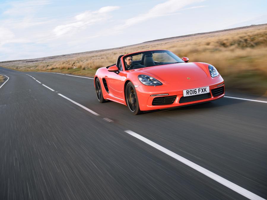 Car Reviews | Porsche 718 Boxster S | CompleteCar.ie
