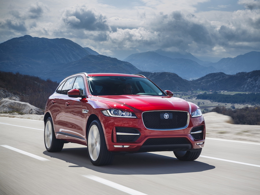 Car Reviews | Jaguar F-Pace 2.0d R-Sport AWD | CompleteCar.ie