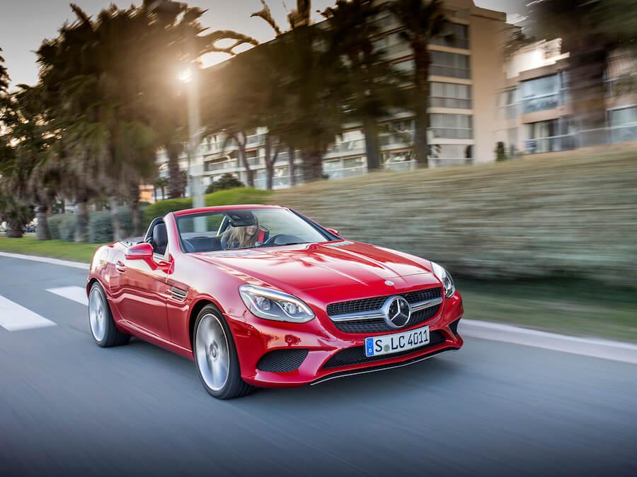 Car Reviews | Mercedes-Benz SLC 250 d | CompleteCar.ie