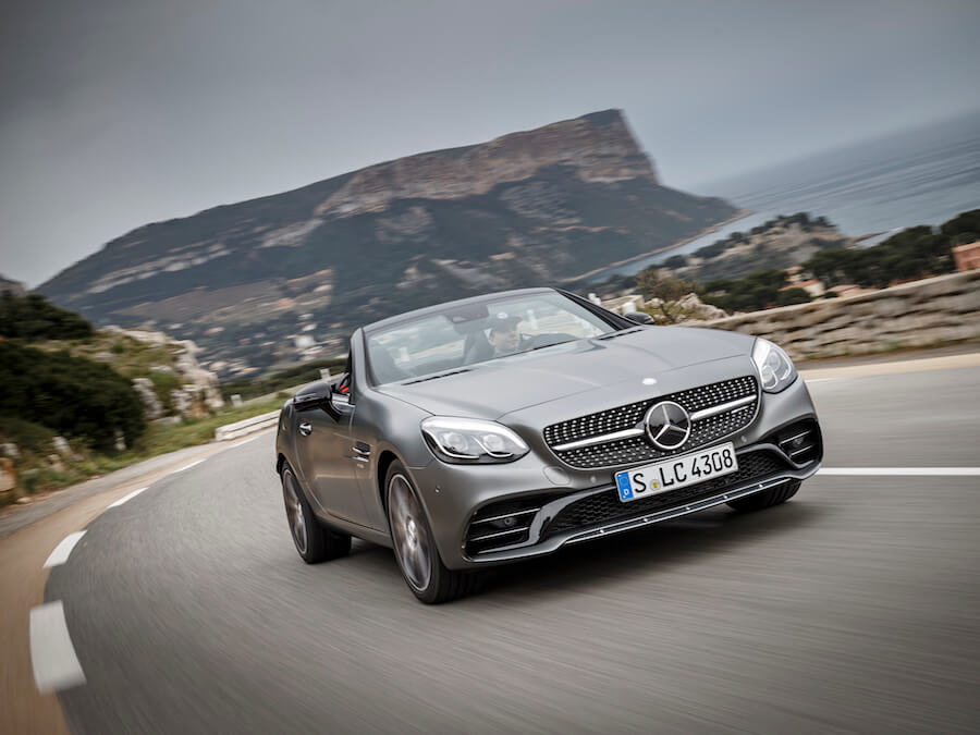 Car Reviews | Mercedes-AMG SLC 43 | CompleteCar.ie