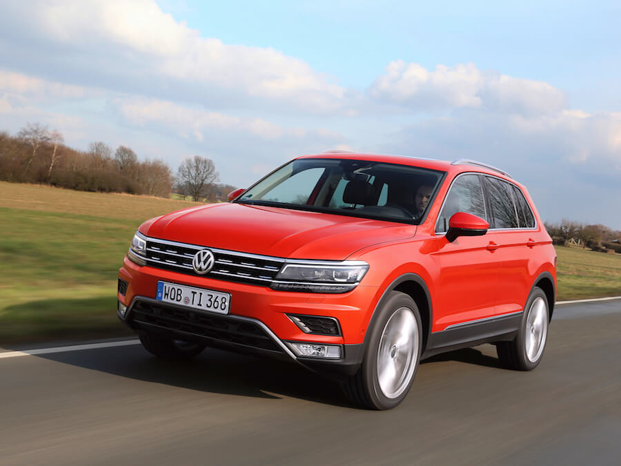 Car Reviews | Volkswagen Tiguan | CompleteCar.ie