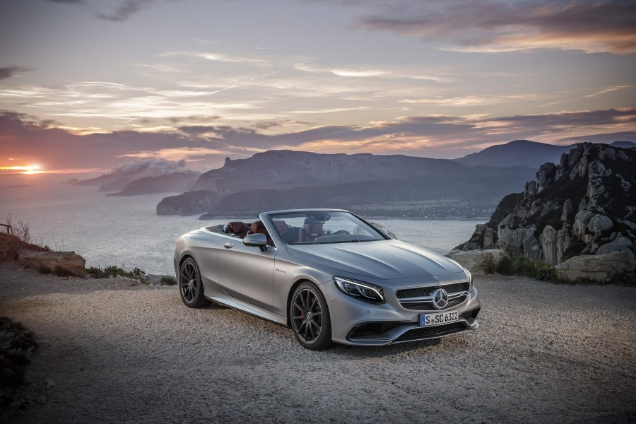 Car Reviews | Mercedes-AMG S 63 Cabriolet | CompleteCar.ie