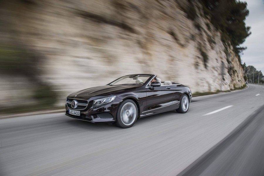 Car Reviews | Mercedes-Benz S 500 Cabriolet | CompleteCar.ie