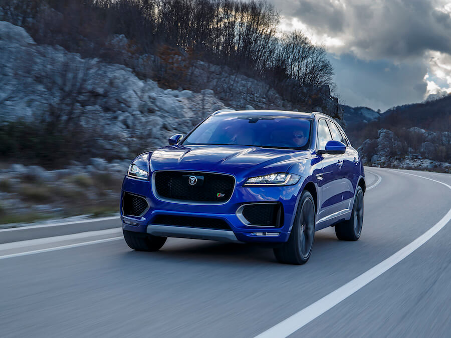 Car Reviews | Jaguar F-Pace 3.0 V6S | CompleteCar.ie