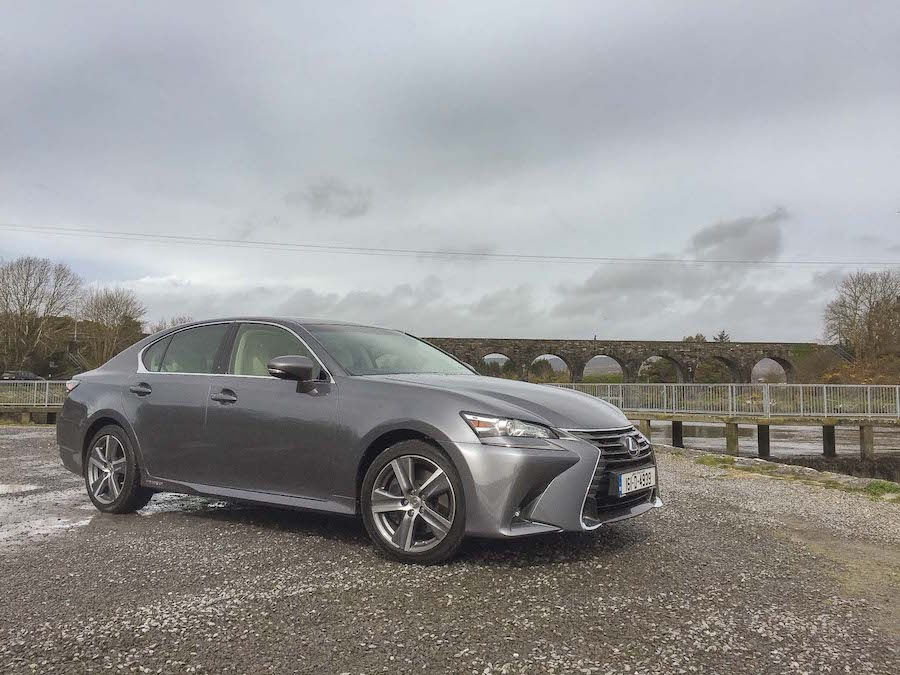 lexus gs 300h reviews test drives complete car. Black Bedroom Furniture Sets. Home Design Ideas