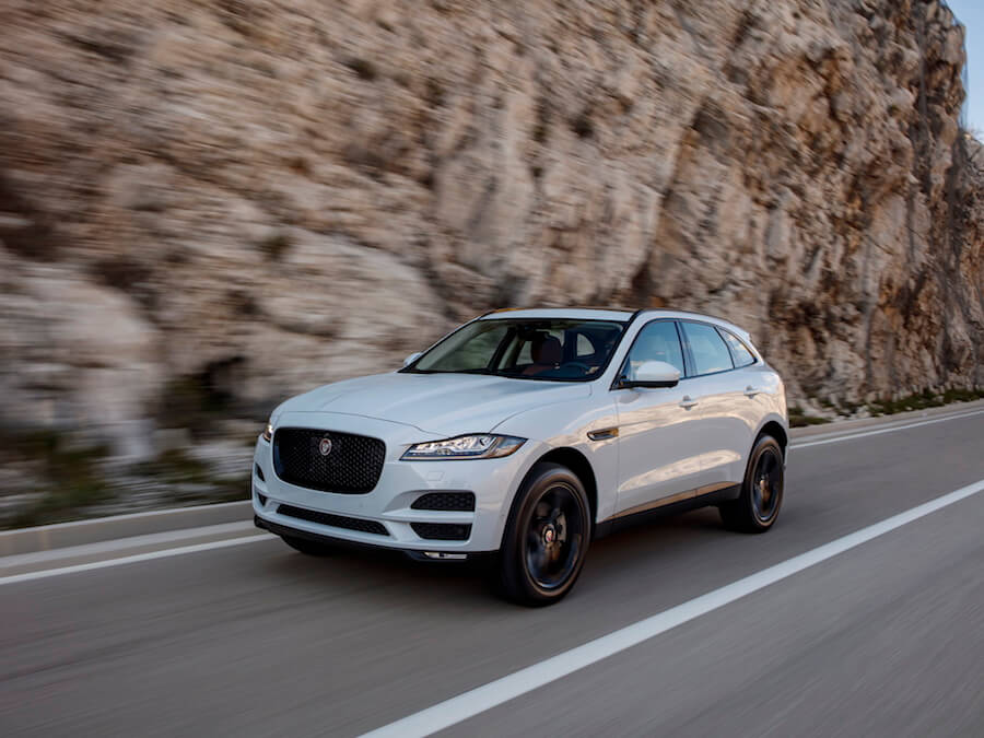 Car Reviews | Jaguar F-Pace 3.0 V6 D | CompleteCar.ie