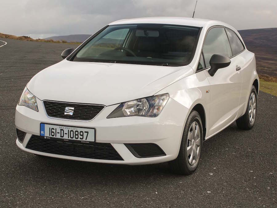 Car Reviews | SEAT Ibiza Van | CompleteCar.ie