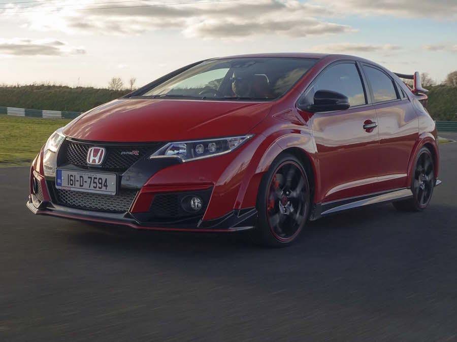 Car Reviews   Honda Civic Type R   CompleteCar.ie